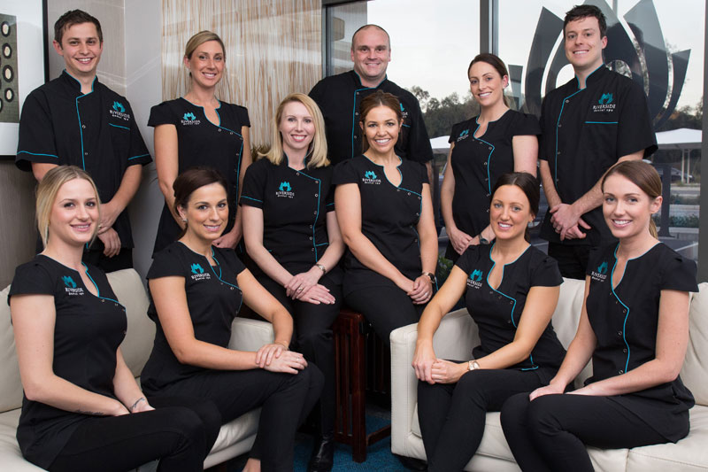 riverside-dental-spa-central-coast-staff